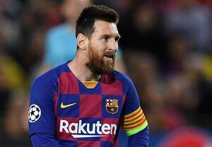 حمایت مسی از سرمربی رئال مادرید