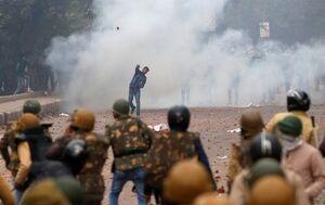 ادامه اعتراضات در هند در اعتراض به لایحه جنجالی