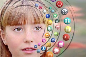 دختران جوان کمتر از شبکههای اجتماعی استفاده کنند