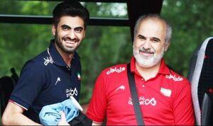 خوشخبر: غفور برای درمان به ایران میآید