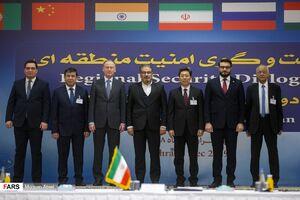 عکس/ گفتگوی«امنیت منطقهای»در تهران