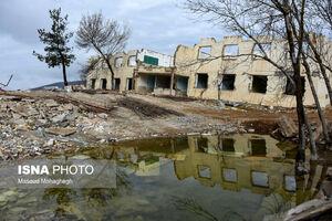 شهرستان میامی نه ماه پس از رانش زمین