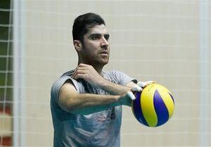 محمودی به اردوی تیم ملی والیبال دعوت شد