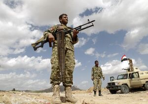 التهاب در جبهههای مرزی یمن