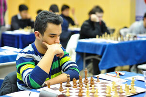 محمد امین طباطبایی شطرنج باز