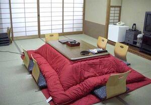 کرسی ژاپنی