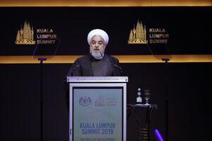 روحانی به اجلاس کوالالامپور