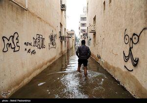 کار مردم خوزستان به امداد رسانی هلالاحمر رسید +فیلم
