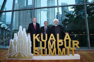 مذاکرات چهار جانبه ایران ، مالزی ، ترکیه ، قطر