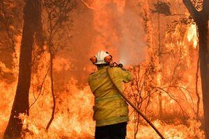 آتش در استرالیا