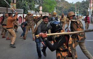 تشدید تدابیر امنیتی در هند باوجود تعطیلات کریسمس
