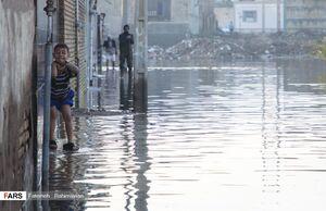 تصاویر هوایی از عمق فاجعه کوت عبدالله