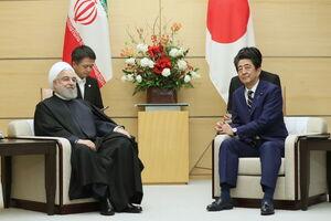 ژاپن کنار برجام نیست کرم سر قلاب ترامپ است