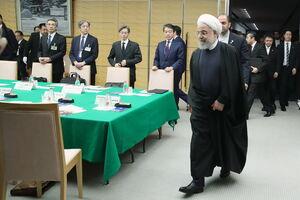 عکس/ نشست مشترک هیئتهای ژاپن و ایران
