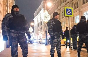 نگهبان سابق سفارت امارات عامل تیراندازی مسکو بود