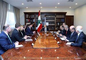 تحرکات گسترده «هیل» در بیروت و واکنش لبنانیها