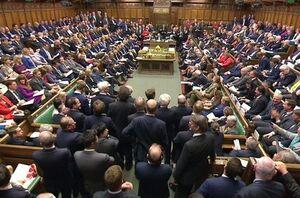 پارلمان انگلیس طرح جانسون برای برگزیت را تصویب کرد
