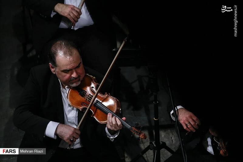 """عکس/""""شب موسیقی ارمنی""""در آستانه"""