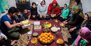 گرمای «شب چله» سر سیاه زمستان/ شام شب چله تهرانی های قدیم چه بود؟