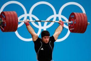 دوپینگ وزنه بردار اوکراینی مثبت شد/ طلای المپیک ۲۰۱۲ به ایران رسید