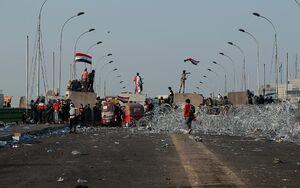 پایان مهلت قانونی رئیسجمهور عراق برای انتخاب نخست وزیر+عکس