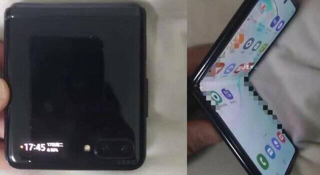 انتشار تصاویر Galaxy Fold ۲؛ گوشی هوشمند تاشوی سامسونگ