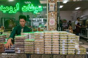 عکس/ از محبوبترین و پرطرفدارترین سوغات ارومیه