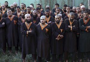 انتقال ۷۰۰ داعشی به پایتخت افغانستان