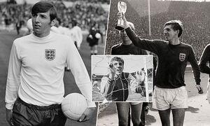 زننده گل انگلیس در فینال جام جهانی درگذشت