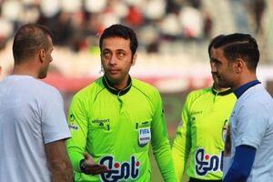 داور فینال جام حذفی فوتبال مشخص شد