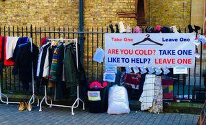 دیوار مهربانی انگلیس