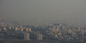 اخطاریه هواشناسی در مورد کاهش کیفیت هوا