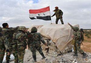 """ارتش سوریه شهرک """"التح"""" در ادلب را آزاد کرد"""