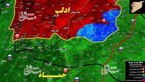 وحشت در آخرین پایگاه تروریستها در شمال سوریه/ آزادی ۳۰ شهرک و ۱۴۰ کیلومتر مساحت اشغالی در ۴ روز عملیات + نقشه میدانی و عکس