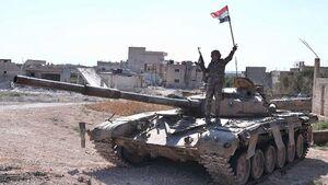 سیلی مقاومت به تروریستهای مورد حمایت آنکارا/ نیروهای ارتش سوریه در آستانه فتح بزرگ + نقشه میدانی و عکس