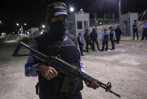 عکس/ شورش مرگبار در زندان هندوراس