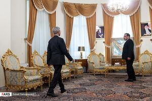دیدار وزیر امور خارجه هند با «شمخانی»