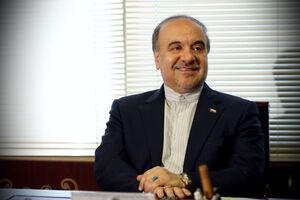 وزیر غایب احتمالی انتخابات فوتبال