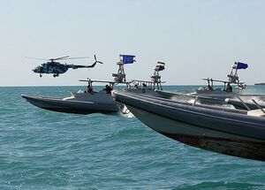 تاکید سپاه به صیادان درباره عدم پاسخگویی به شناورهای خارجی