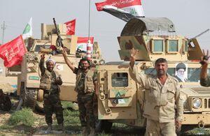 آرزویی که آمریکاییها و سعودیها به گور خواهند برد/ پروژه انحلال حشدالشعبی عراق چگونه شکست خورد؟ + نقشه میدانی و عکس