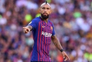 واکنش ویدال به احتمال جدایی از بارسلونا