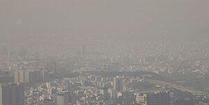 نسخهپیچی شهرداری برای آلودگی هوا با سیاهه 2 سال پیش