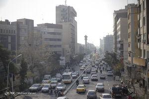 فیلم/ کدام مناطق تهران آلودگی هوای بیشتری دارند؟