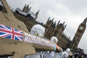 افزایش فروش سلاح انگلیسی به عربستان سعودی