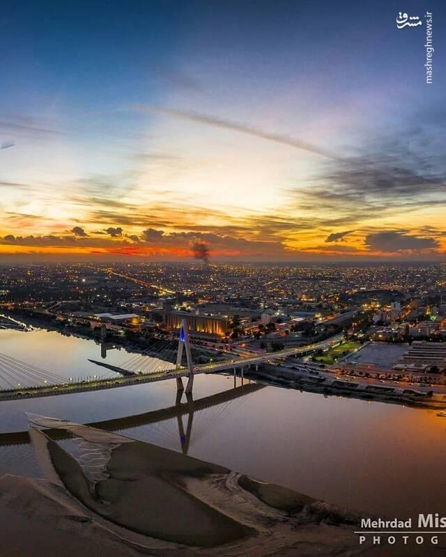 عکس شهر اهواز