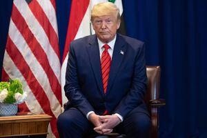 حمله دوباره ترامپ به دموکراتها برای روند استیضاحش
