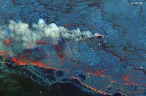 تصاویر ماهوارهای از تغییرات سطح زمین