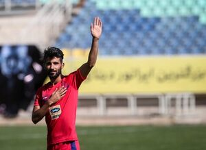 دلیل ناراحتی بشار رسن از باشگاه پرسپولیس