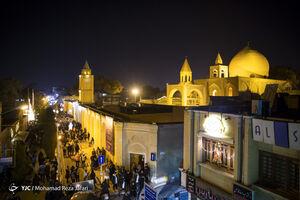 تلفیقی از هنر و اشکال هندسی در کلیسای وانک اصفهان +عکس