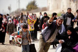 بازگشت ۱۴۰۰ آواره سوری دیگر از لبنان